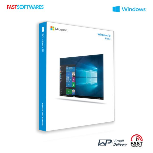 Microsoft Windows 10 Home 32 Bit