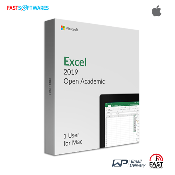 Microsoft Excel 2019 for Mac Open Academic