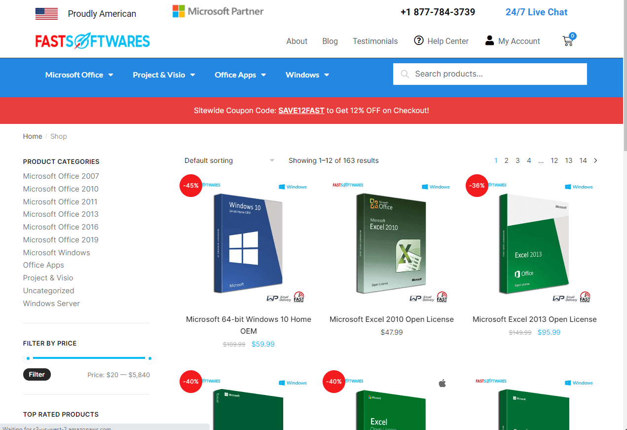 buy Microsoft Office Software Products on FastSoftwares Online only